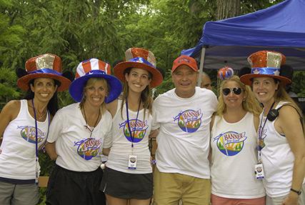 camp leadership team